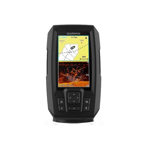 Garmin STRIKER Plus 4cv halradar és GPS