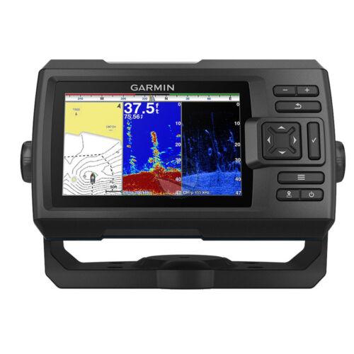 Garmin Striker Plus 5 cv halradar + GPS
