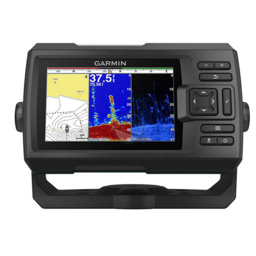 Garmin Striker Plus 5 cv halradar + GPS