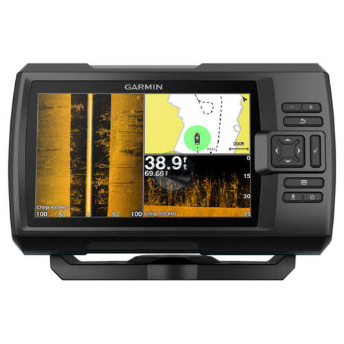 Garmin STRIKER Plus 7sv GPS és halradar