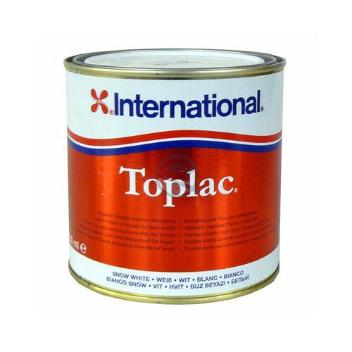 International Toplac mauritius kék hajólakk