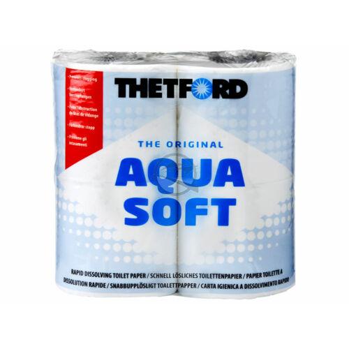 Aqua Soft toalett papír